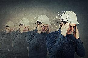 Bild: Psychische Gesundheit im Fokus – auch auf A+A-Fachmesse