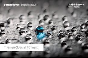 "perspectives Digital-Magazin: Themen-Special ""Führung"""