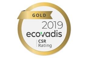 Bild: Infraserv Höchst wurde erneut mit dem EcoVadis Gold-Zertifikat ausgezeichnet