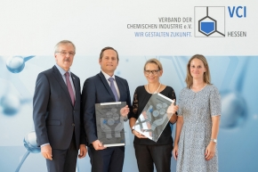 So geht Nachhaltigkeit: ANLIN-Projekt gewinnt VCI-Preis