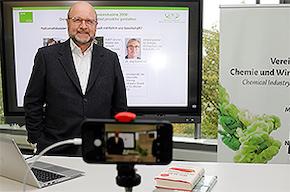 Bild: VCW-Digitalkonferenz: CO2-neutrale Chemieindustrie 2050